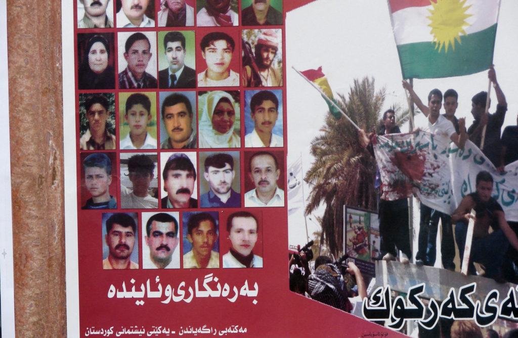 Koerdistan wil civiele politie