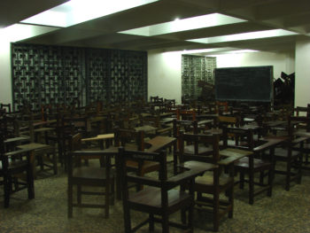 zaal Koffi Annan Institute