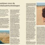 Leefbare woestijnen voor de opvang van klimaatvluchtelingen